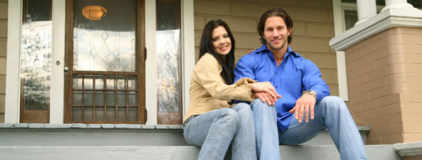 Couple-On-Steps